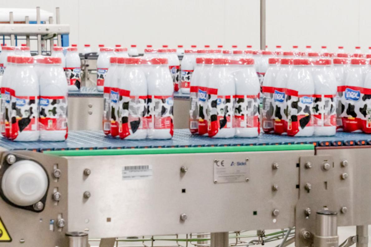 Inex kiest voor duurzame PET verpakking