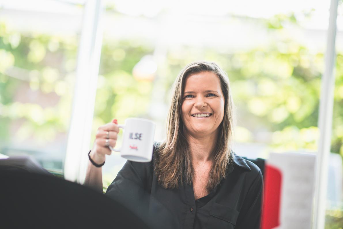 Ilse, sterke Duvelle van HR