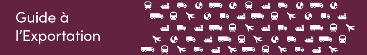 Guide à l'Exportation de Fevia