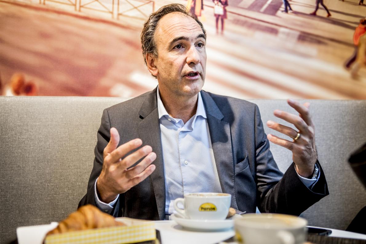 """. """"De beslissing om na de Koude Oorlog voet aan wal te zetten in Oost-Europa, was een gewaagde maar moedige afweging, waar we vandaag de vruchten van plukken"""", vertelt CEO Guido Vanherpe."""