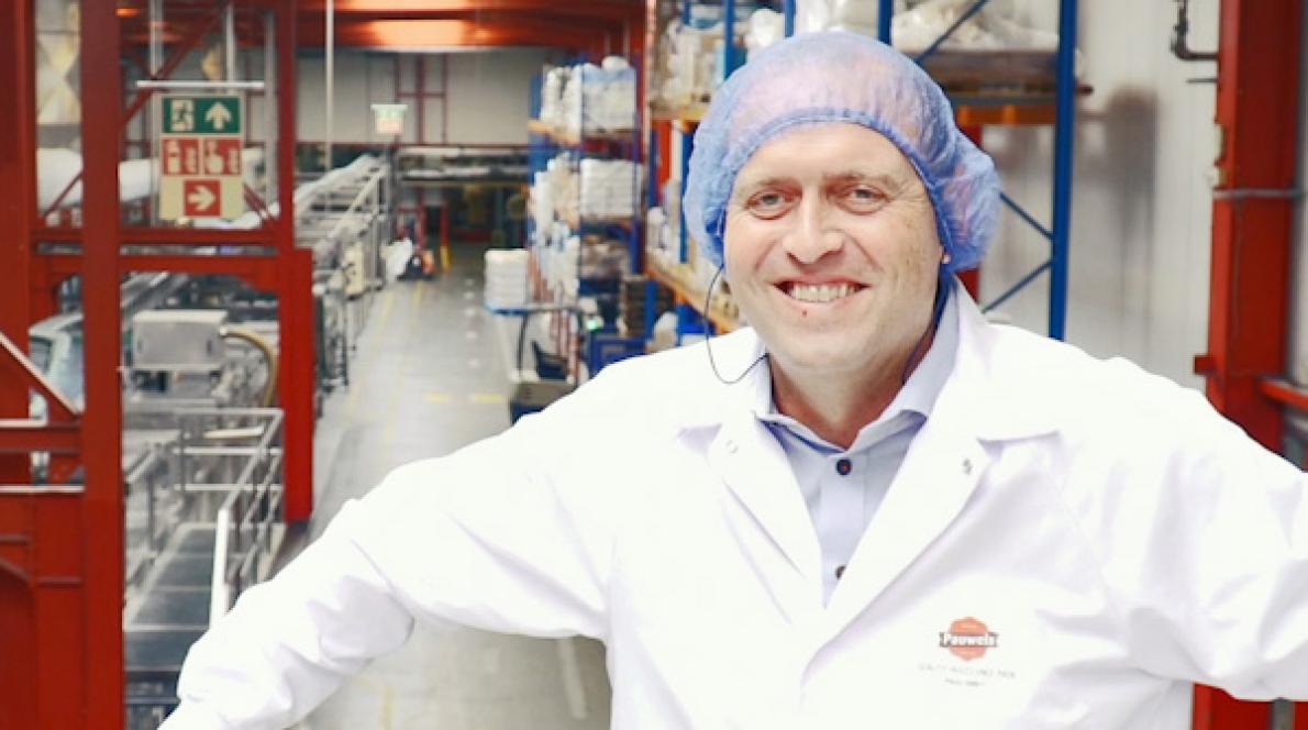 Paul Smet, Plant Manager van Pauwels Sauzen